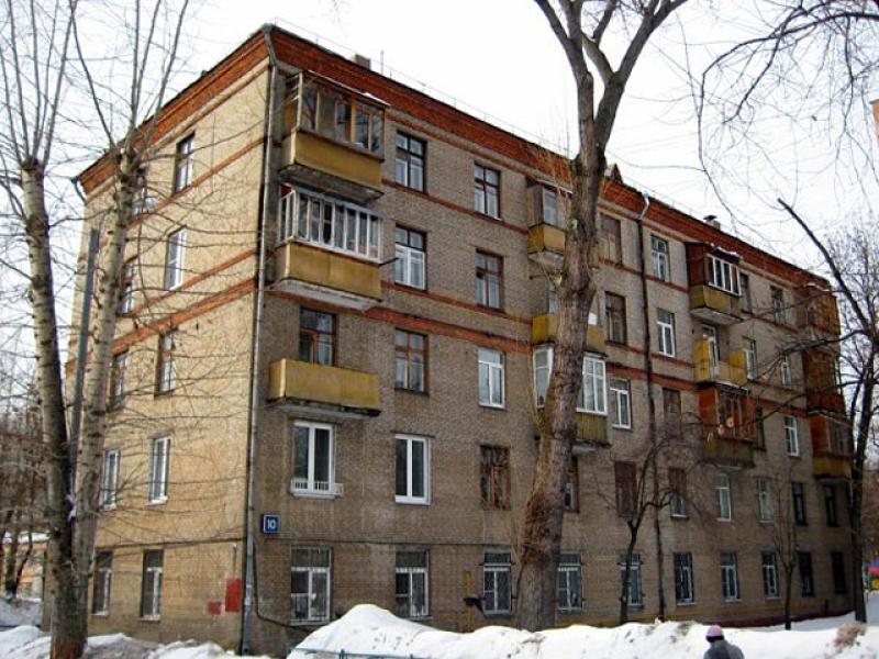 Типовая перепланировка кирпичных домов серии ii-01.